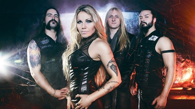 "Exclusive: KOBRA AND THE LOTUS Streaming ""Gotham"" Single"