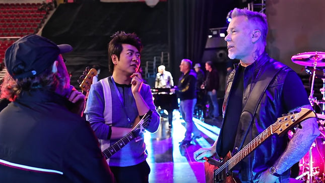"METALLICA Release Beijing, China Recap Video, ""Creeping Death"" Live Clip"