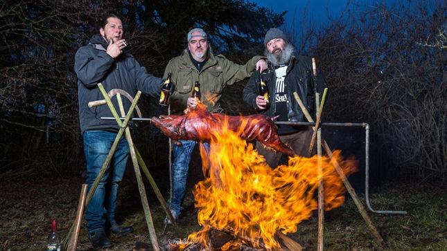 NITROGODS To Release Roadkill BBQ Album In May; Details Revealed