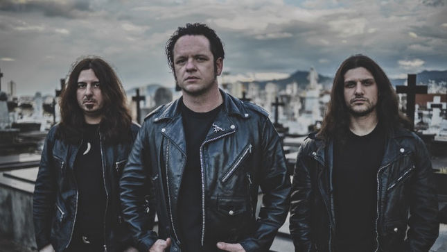 "NIGHT DEMON Release ""Hallowed Ground"" Lyric Video, Digital Single"