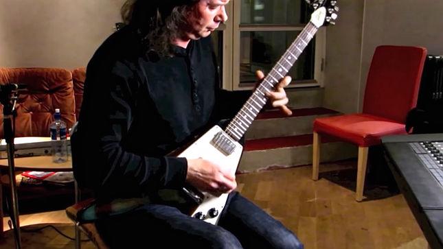 EUROPE Guitarist JOHN NORUM Reveals More Details For Let It Shine DVD; Video Trailer Streaming
