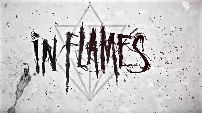 "IN FLAMES Launch Lyric Video For Battles Album Track ""Here Until Forever"""