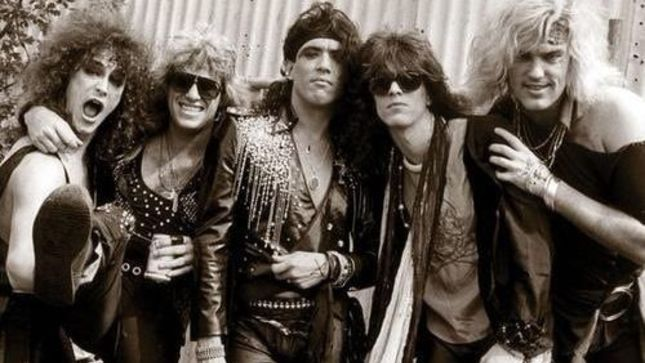 RATT - Bootleg Live Video From 1983 Pasadena Show Surfaces On YouTube
