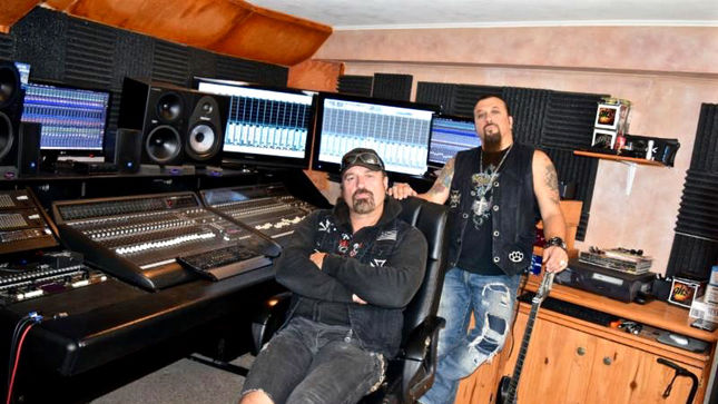 "ADRENALINE MOB - New Album Complete: ""The Mob Is Back!"""