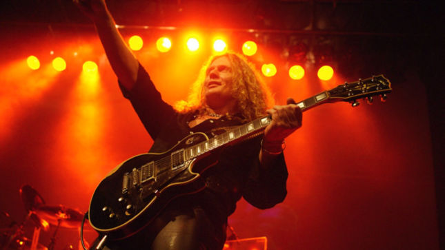 JOHN SYKES To Release First Solo Album In 17 Years