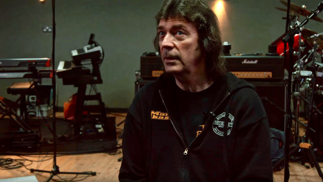"Former GENESIS Guitarist STEVE HACKETT Discusses Genesis Revisited / Hackett Classics Tour - ""You Aim For Perfection, Settle For Excellence""; Video"