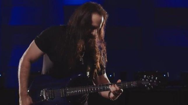 DREAM THEATER - Ernie Ball Paradigm: Stronger Than John Petrucci; Video