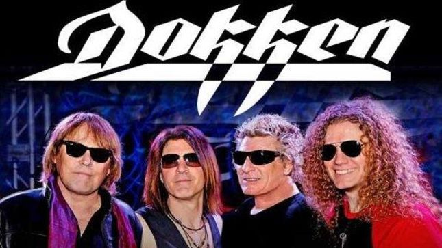 """DON DOKKEN - """"I'm Famous For Being A Prick So I'm Used To It"""""""