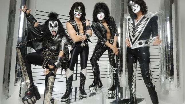 KISS - Mystery Merch Items Available In Official Grab Bags