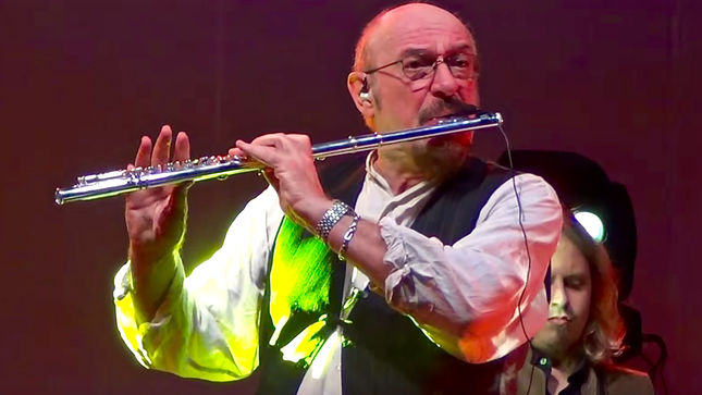 "JETHRO TULL Legend IAN ANDERSON - ""I Don't Belong In The Rock And Roll Hall Of Fame"""