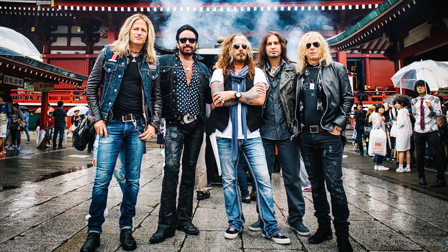 "THE DEAD DAISIES – ""All About Giving Back To The Audience"""