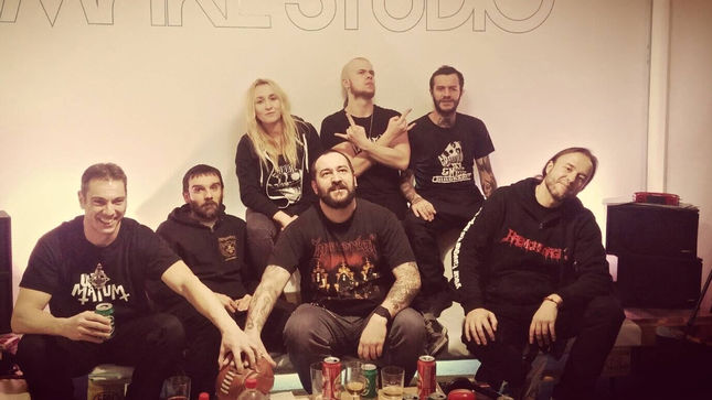 HAEMORRHAGE Complete Work On We Are The Gore Album