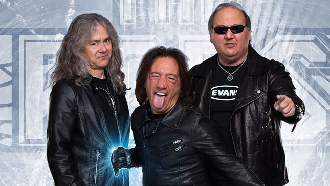 THE RODS Sign Worldwide Deal With Steamhammer / SPV; Louder Than Loud Album Coming This Year