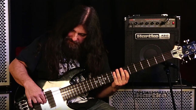 "BLACK LABEL SOCIETY / CYCLE OF PAIN Bassist JOHN ""JD"" DeSERVIO Discusses Career, Technique, Gear; Video"