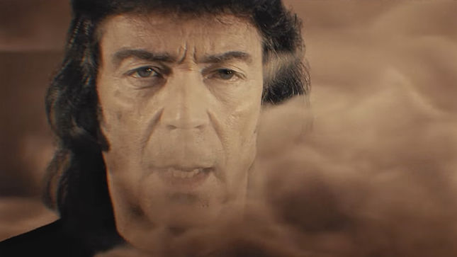 "STEVE HACKETT Launches Official Music Video For ""Behind The Smoke"""