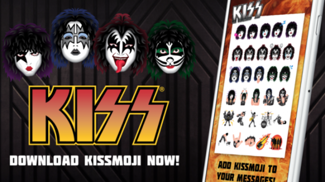 KISS Emoji Keyboard App Available For Apple And Android Users
