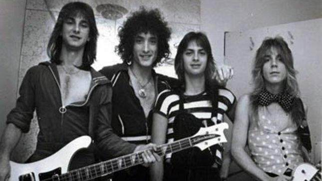 QUIET RIOT - Live Video Of Entire September 1979 Whisky A ...