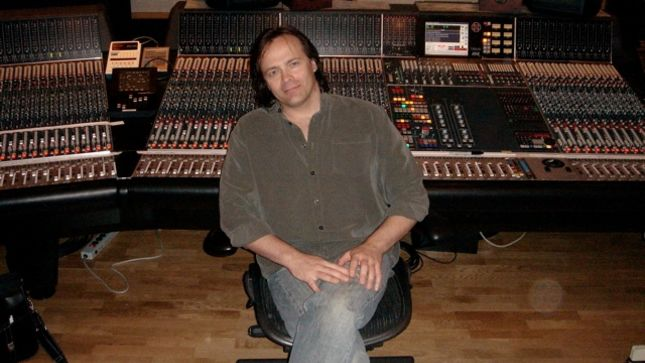 Producer / Engineer RICHARD CHYCKI Talks Recording DREAM THEATER Guitarist JOHN PETRUCCI For The Astonishing; Video Interview Available