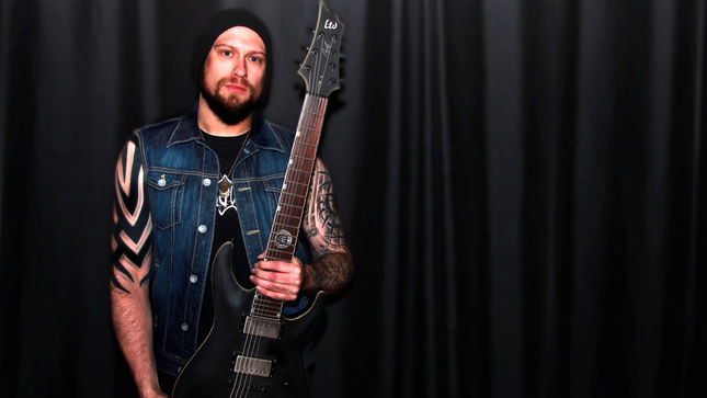 "Guitarist ANDY JAMES Inks Worldwide Deal With Urban Yeti Records; All-Instrumental Album Due In May; ""Never Back Down"" Track Streaming"