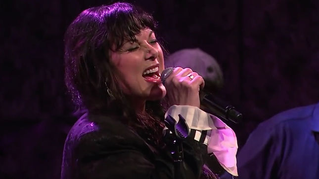 ann wilson of heart to live stream new orleans concert on march 19th. Black Bedroom Furniture Sets. Home Design Ideas