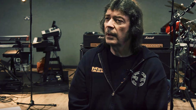 STEVE HACKETT Releases The Night Siren Track-By-Track Video Part 1
