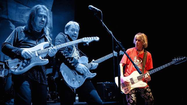 WISHBONE ASH Founder MARTIN TURNER Announces The Beauty of