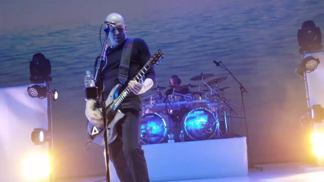 DEVIN TOWNSEND PROJECT Performs Entire Ocean Machine Album At London Show; Video Available