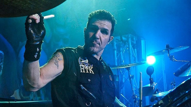 ANTHRAX Drummer CHARLIE BENANTE To Perform All This Week On Late Night With Seth Meyers