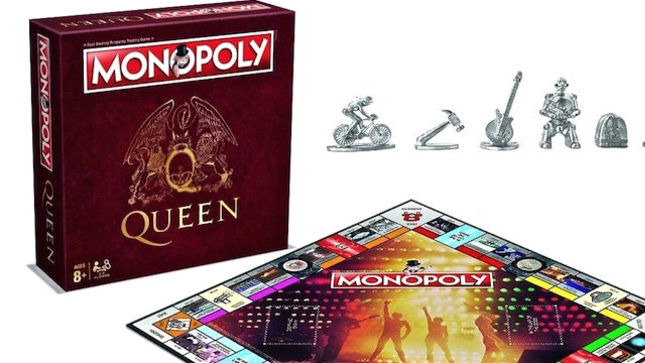 QUEEN Monopoly Game Coming In May