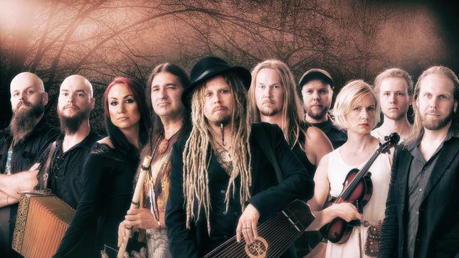 """KORPIKLAANI Frontman Jonne Järvelä's JONNE Share New Single """"En olé"""""""