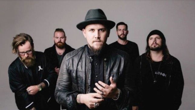 "HELL OR HIGHWATER Featuring ATREYU's Brandon Saller Debut ""I Want It All Video"""