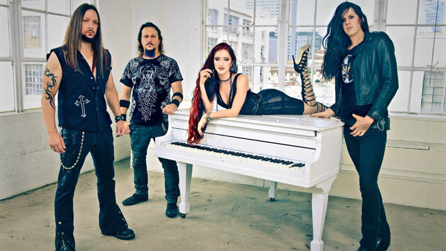 "EDGE OF PARADISE Release ""Mystery"" Music Video"