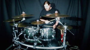 "TRILATERAL Release ""Fountainhead"" Drum Playthrough Video"