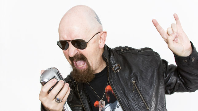 JUDAS PRIEST Frontman ROB HALFORD - More Details Revealed For The Complete Albums Collection 14-Disc Box Set; Pre-Order Launched