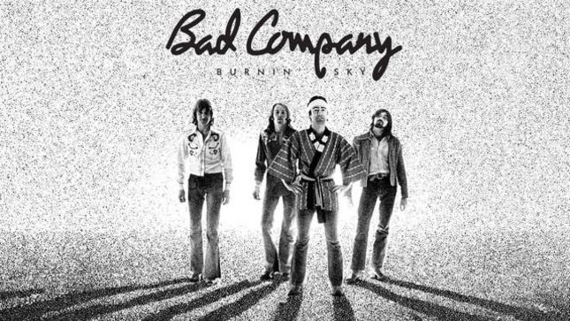 BAD COMPANY - Deluxe Editions Of Run With The Pack And Burnin' Sky Albums Due In May; Tracks Streaming