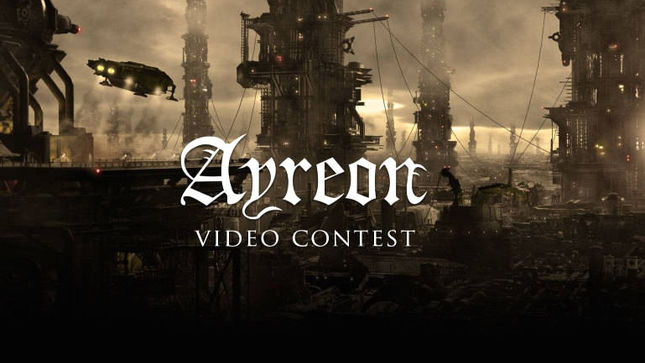 "AYREON - Winning Entry For ""The Source Will Flow"" Video Contest Revealed"