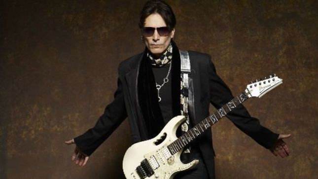 STEVE VAI To Perform At Malibu Guitar Festival 2017 In Los Angeles