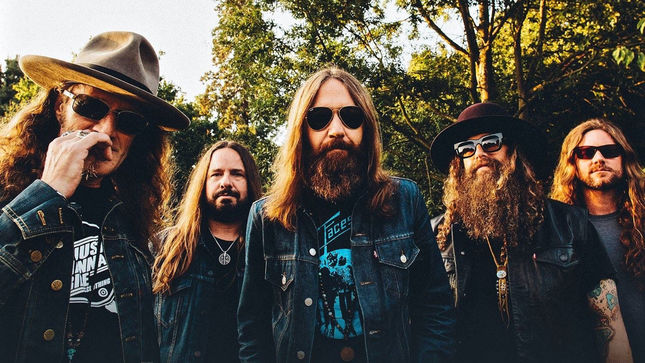 "BLACKBERRY SMOKE - Limited Edition Record Store Day 10"" Includes LED ZEPPELIN Cover; Video Trailer"