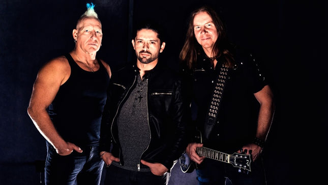 THE FERRYMEN Featuring MAGNUS KARLSSON, RONNIE ROMERO, MIKE TERRANA To Release Debut Album In June; Details Revealed