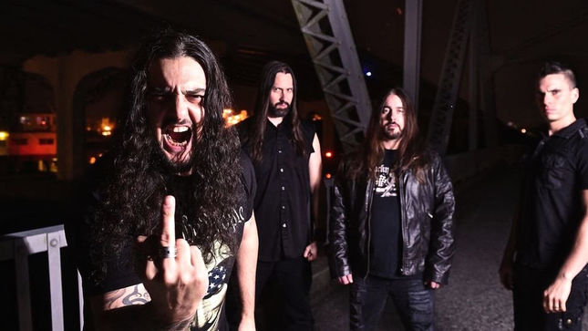 "KATAKLYSM Classic ""Illuminati"" Gets The Lyric Video Treatment"