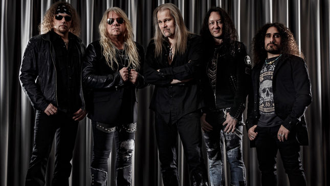 "JORN - ""Man Of The 80's"" Lyric Video Streaming"