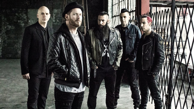 STONE SOUR Release Teaser Video For Upcoming Hydrograd Album