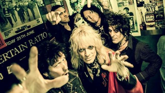 MICHAEL MONROE - Summer Tour Dates Announced For Finland; One-Off Show Supporting GUNS N' ROSES Confirmed