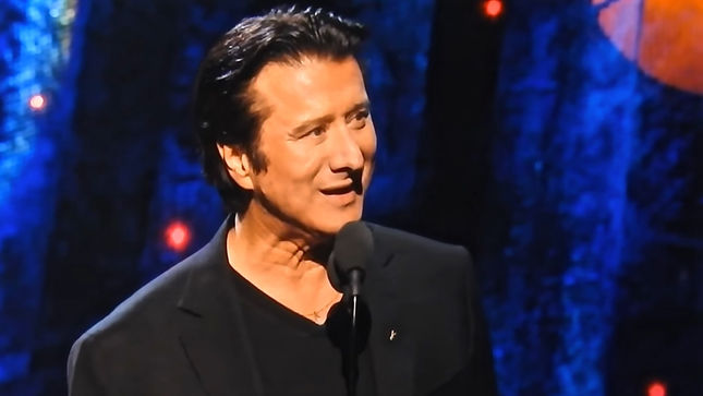 "STEVE PERRY - Former JOURNEY Singer To Release New Solo Album This Year; ""Basically The Record Is An Emotional Expression,"" He Says"