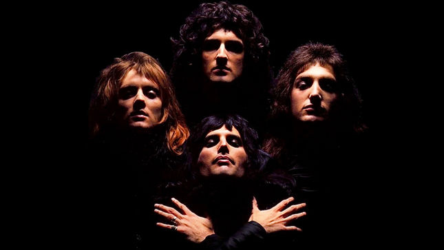 "QUEEN Release New Lyric Video For Mega-Classic ""Bohemian Rhapsody"""