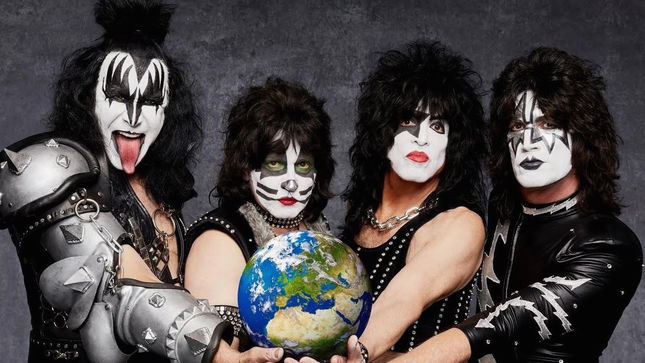 KISS Announce Toronto Area Date In August