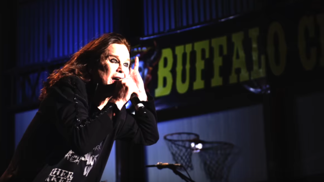OZZY OSBOURNE Confirmed For Sturgis Buffalo Chip 2017; Video Trailer Streaming