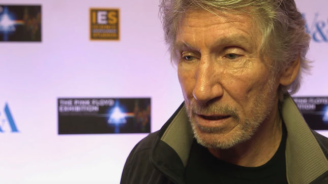 "PINK FLOYD Legend ROGER WATERS On Their Mortal Remains Exhibition - ""I Think It Looks Spectacular""; New Video Trailer Streaming"