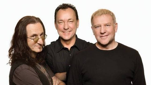 "RUSH Guitarist ALEX LIFESON - ""It's Unlikely That We'll Tour Again"""