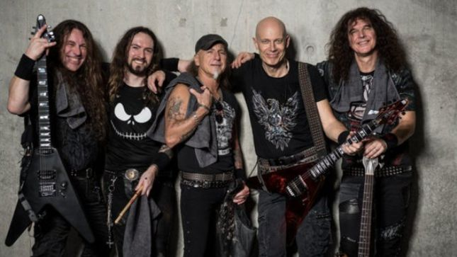 ACCEPT - New Studio Album Due in August; Details Of Special Wacken Open Air 2017 Show Revealed